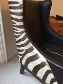 Hand made. South African chair.