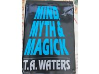 Mind myth and magic by t a waters