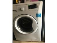 Beko Washing Machine, White, 9 Months Old