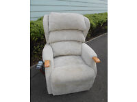 Celebrity electric recliner riser mobility chair *can deliver