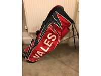 Ping Voyage Golf Bag - 'Wales' Limited Edition