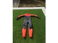 Billabong Chest zip wetsuit