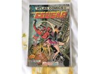 Cougar #1 1975 Atlas Comics original