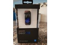 Samsung Gear Fit 2 black (large band)