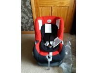 Brand New BRITAX Child Car Seat First Class Plus 0-18Kg,Price £95 ! BRGAIN,RRP£229.99!