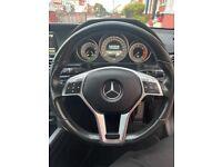 Mercedes-Benz, E CLASS, Saloon, 2014, Semi-Auto, 2143 (cc), 4 doors