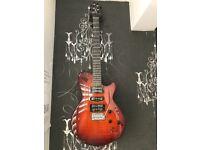 Godin XTSA Guitar with gig bag