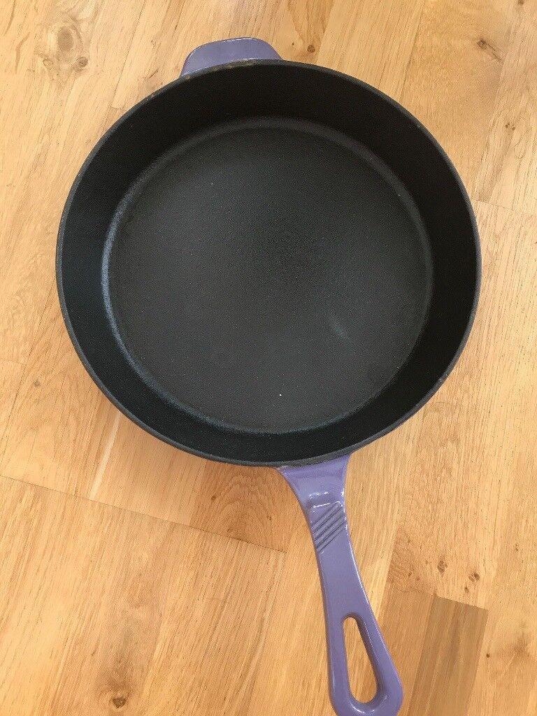 Crofton Cast Iron Frying Pan