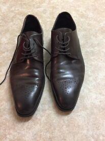 Moss Bros shoes