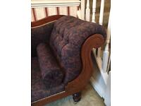 Chaise Lounge good solid quality