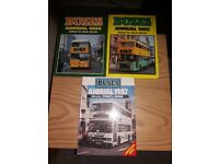 Buses annual 1984 ,85, 87