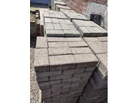 Reclaimed Paving Blocks