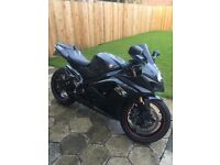 Suzuki gsxr 1000 (full carbon) one off