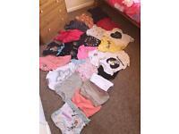 Girls summer bundle aged 6-7