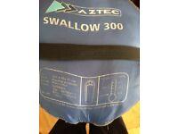 Aztec 300 men's sleeping bag