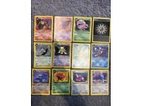 Pokemon cards, over 200 cards