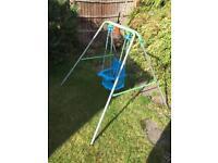 Baby / toddler garden swing