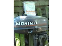 Mariner 2.5 outboard engine