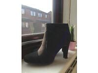 GOOD AS NEW Black Boots - Graceland