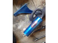 PM tuning 360 exhaust GILERA typhoon nrg zip