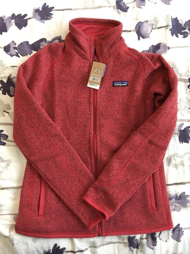 New Patagonia Womens Better Sweater Fleece Jacket Size S In Selly