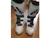 Kids wulfsport motocross boots euro 34 uk 2