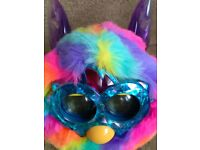 Furby Hasbro crystal Boom interactive toy 2016