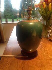 John Lewis table lamps (x2)