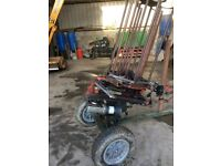 For Sale used automatic Laporte clay trap. Working condition. £500 including battery