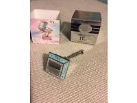 Dior Princess Ring 002 Royal Turquoise eye shimmer ltd edition