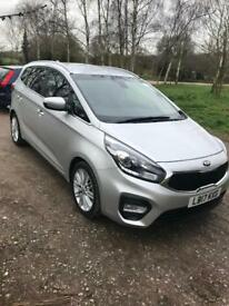 Kia carens Auto 2017 PCO Euro 6 fully loaded