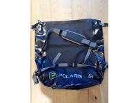 Polaris aqua 20 courier bag new