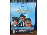 LAST OF THE SUMMER WINE - SERIES 1 & 2 - UNOPENED - BOXED/SEALED - £12 - BANGOR - NO SUNDAY CALLS
