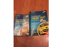 Theory book and cd