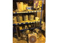"""Cheshunt Hydroponics Store - used 10"""" Can Max fan"""