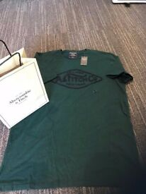 Abercrombie and Fitch tee shirt - large...brand new with the label still on