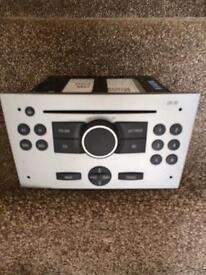 Vaxhall corsa sxi 06 radio