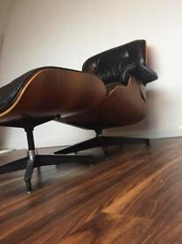 Eames Lounge chair sourcing service Ireland Vintage mid century retro
