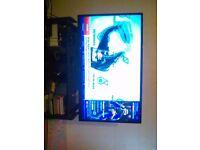 Bush 40 inch HD smart tv
