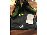 Nike Mercurial Superfly uk 7 Football Boots CR7 cost £275