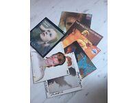 david bowie LP's