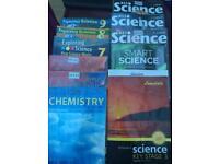 KS3 textbooks for sale!