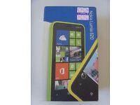 Nokia Lumia 620 Windows Smartphone Boxed O2