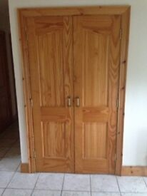 Brazilian Pine Doors