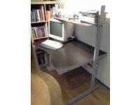 Multi-Functional PC Table for Office or Home