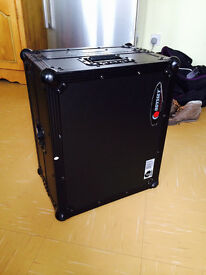 Odyssey Black Label Series Flight Case & Laptop Stand for CDJ's & Mixer (Extemely Strong)