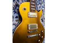 Gibson Tom Murphy Aged Les Paul 1957 Reissue 2001 Goldtop Aged / OX4 Peter Green Pickups