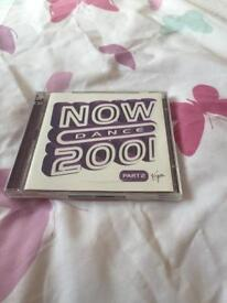 Now dance 2001 part 2 cd album