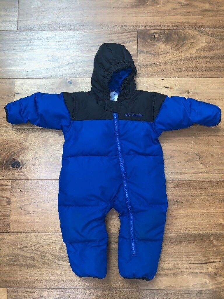 86399559b Columbia INFANT SNUGGLY BUNNY™ BUNTING Snowsuit