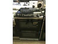 Zanussi ZCV660CTX 60 cm Electric Cooker - Stainless Steel‎